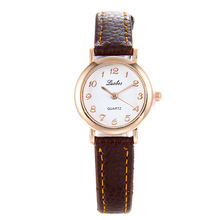 Reloj Muje Trend  High Quality Quartz Watch Women Waterproof Simple Leather Watches Luxury Brand Female Clock Fashion Wristwatch цена