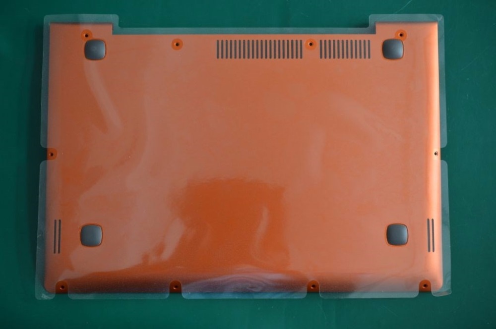 New Original Orange For Lenovo U330 U330P U330T Bottom Case Base Cover Bottom Orange 90203122 new lenovo g500s g505s ap0yb000h00 bottom base cover