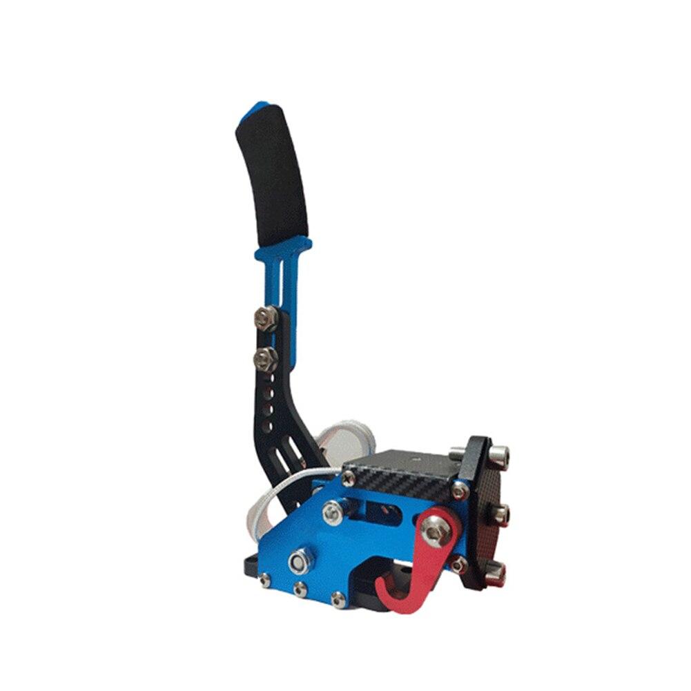 14Bit Clamp Control Drift USB Handbrake Replacement Adjustable Height Universal Sensor Easy Install For Racing Games
