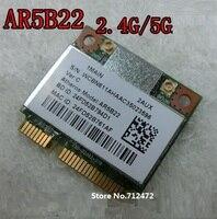 SSEA Draadloze Kaart WiFi + 4.0 Bluetooth voor Atheros AR5B22 300 Mbps 802.11a/b/g/n half Mini PCI Kaart Dual-band 2.4G/5G