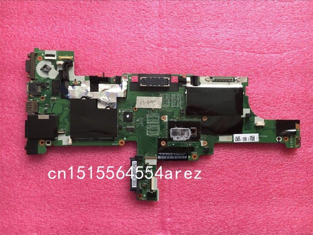 Original laptop Lenovo ThinkPad T440 motherboard mainboard i3-4010 CPU FRU 04X4011 цена
