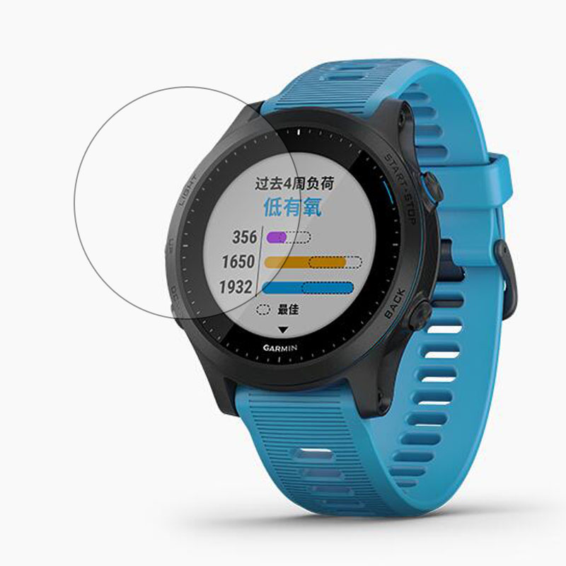Ultra Clear SmartWatch Tempered Glass Protective Film Guard For Garmin Forerunner 945 Watch Display Screen Protector Cover