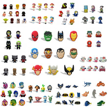 50pcs/set Avengers Star Wars Whiteboard Magnetic Sticker Fridge Magnet Party Favors & Holiday Decoration