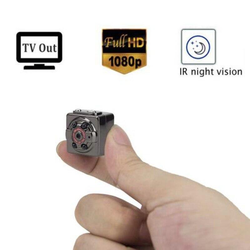 SQ8 mini cámara Full HD 1080 p micro Cámara ir visión nocturna DV Cámara sensor de movimiento DVR videocámara mini cam