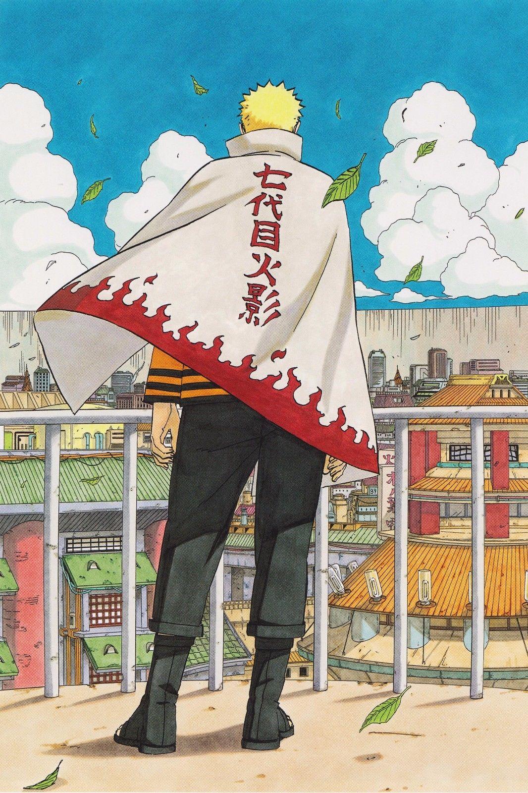 Masashi Kishimoto desmiente la Muerte de Nuestro Querido Héroe Naruto