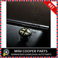 Brand New Gold Jakc Style ABS Plastic UV Protected Door Lock Button for mini cooper R55 R56 R57 R59 R60 F56 (2 Pcs/Set)
