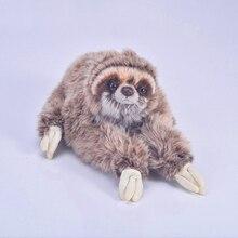 Cute Lightning Sloth Soft Plush Drop Shipping Simulated Animal Dolls Kids Gift Home Decor Birthday Boy Girl