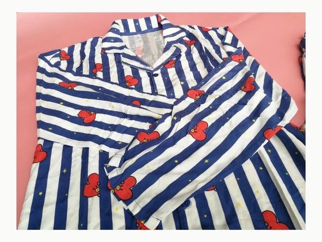 BTS – BT21 Harajuku Pajama Set