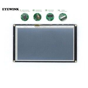 "Image 1 - NX8048K050 5.0"" Nextion Enhanced HMI Intelligent Smart USART UART Serial Touch TFT LCD Module Display Panel For Raspberry Pi kit"