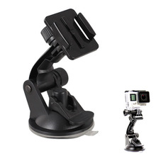 7cm Diameter Base Car Mount Dashboard Windshield Vacuum Suction Cup for Gopro Hero 4 3+ 2 SJ4000 SJ5000 SJ6000  GDeals