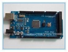 Mega 2560 R3 Mega2560 REV3 (ATmega2560-16AU CH340G) junta NO Cable USB compatible para arduino [NO USB línea] venta directa de Fábrica