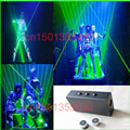 100mW Mini Laser pen Dual Direction Green Laser Sword For Laser Man Show Portable laser dance props 532nm
