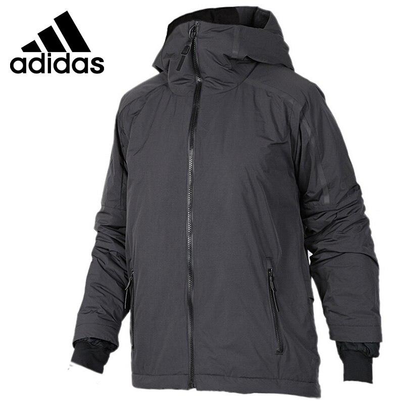 Original New Arrival  Adidas W ZNE JACKET Women's Down Coat Hiking Down Sportswear