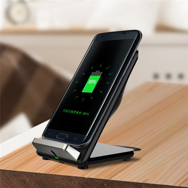 10W Wireless Charger Universal Qi standard Quick Charger