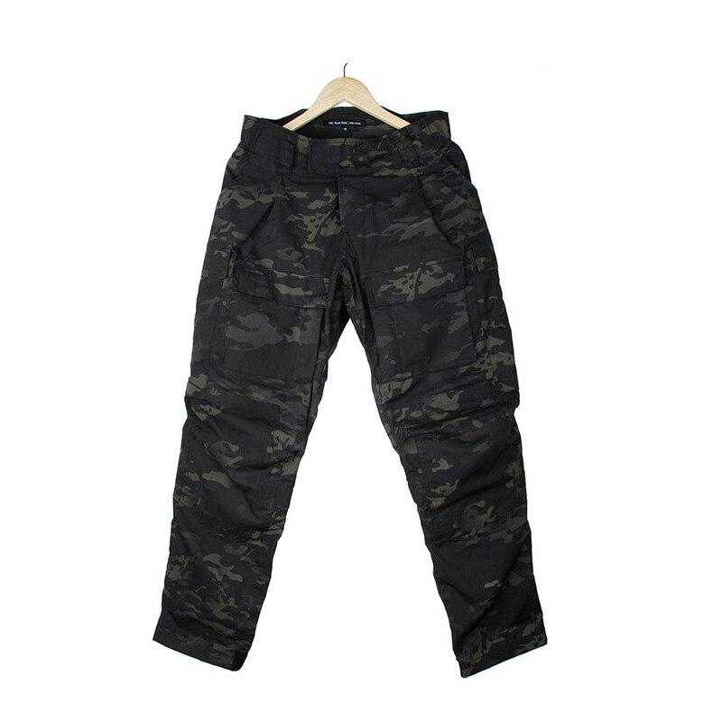 Combate Rodilla Df Cp Multicam Mcbk Negro Ripstop Carga Bolsillo Táctico Pantalones Rodilleras Para 2017 qvxtZw4H