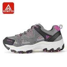 HUMTTO mujer Trekking transpirable antideslizante zapatos deportivos ocio caza escalada al aire libre Camping caminando zapatillas