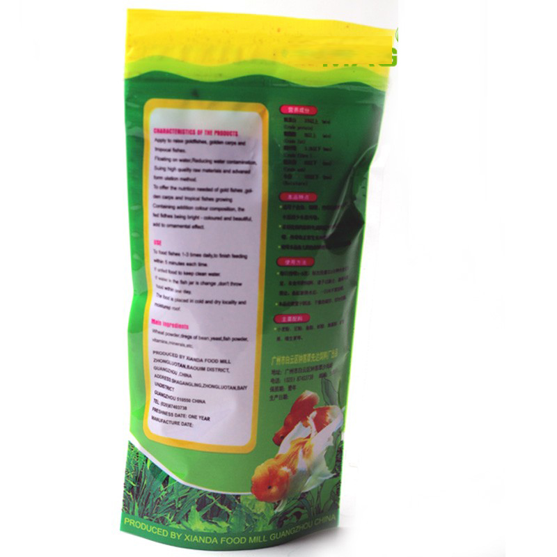 100g Aquarium Tank FISH FOOD High Protein Floating Feed For Tropical Fish