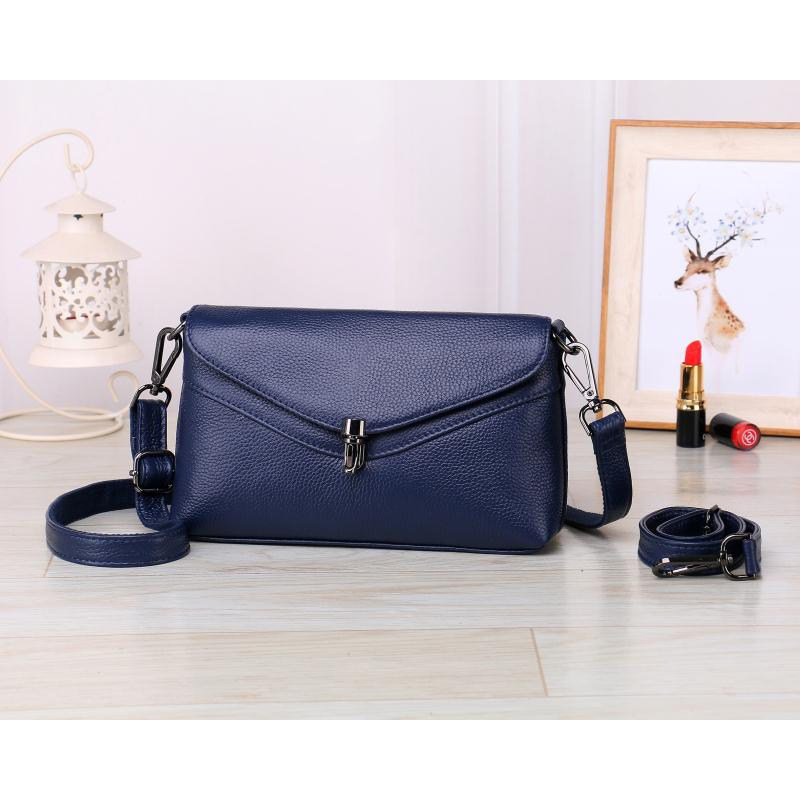 #252-L New style Fashion Women Bag Genuine Leather Women Shoulder Bags Quality Bag Cow Leather Vintage Clutch Crossbody Messenge new style fashion genuine leather women bag retro cow leather small shoulder bags top grade all match mini women crossbody bag
