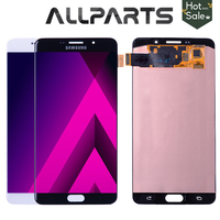 Original 6 0 AMOLED Display For SAMSUNG Galaxy A9 A9000 LCD Screen Touch Digitizer Assembly Replacement