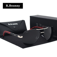 HD Color Film Polarized Sunglasses Fashion Classic Men Women Unisex Sunglasses Retro Dot Square Polaroid UV400