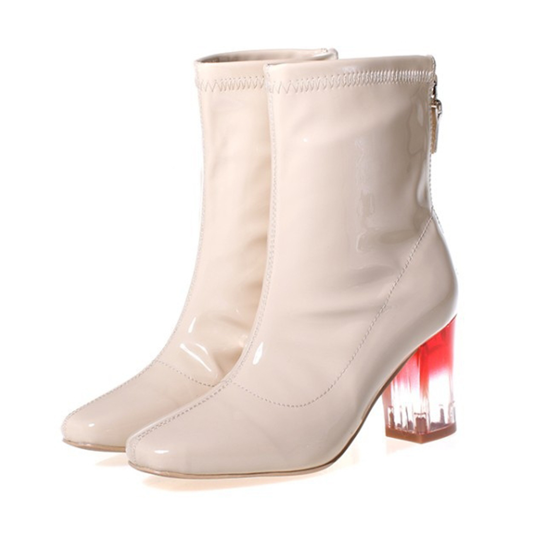Online Get Cheap Pointed Toe High Heel Boots -Aliexpress.com
