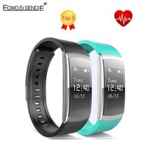 EDWO I6 Pro Умный Браслет Bluetooth 4.0 Чсс Браслет Sprot Smartband Фитнес-Трекер Браслет Здоровья Для iOS Android Phone