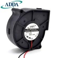 ADDA New and original axial fan AD7524UB 24V projector photographic apparatus dedicated fan 75*75*30mm