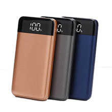 Power Bank 30000mAh Quick Charger Smartphone Charger 2 USB E