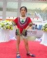 Женщины Африканских Одежды Новое Прибытие Таиланд 2016 Юго-Восточной Азии детская Одежда Весной И Осенью Ветер Тонкий Футболка Пальто