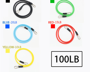 Image 3 - 11 Pcs/Set Latex Resistance Bands Crossfit Training Exercise Yoga Tubes Pull Rope,Rubber Expander Elastic Bands Fitness with Bag