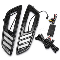 High Quality Car Special LED Daytime Running Light For Ford Mustang 2015 2016 2017 DRL Freeshipping
