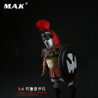 ZH008 коллекции 1:6 Греция щит Spearmen игровая фигурка военного Модель игрушки тевтонские рыцари средневековый рыцарь фигурка модель