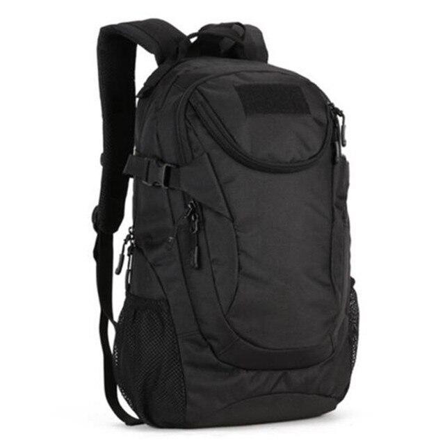 25 litres of leisure waterproof backpack travel bag students computer package boy high grade wear-resisting package Chest Bag lu