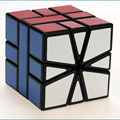 Nueva Shengshou SQ1 Square-1 3 x 3 x 3 cubo mágico rompecabezas juego de giro velocidad cubos mágicos juguetes para los niños
