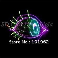 Luzes de laser 300 mW RGV full color animação luz de discoteca festa DJ sistema laser show