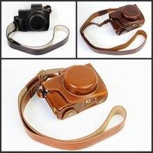 Новинка PU кожа Камера чехол сумка для Olympus OM-D e-m10 Mark II e-m10 II с Батарея открытие