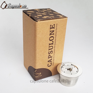 Image 4 - CAPSULONE fit for caffitaly coffee Machine reusable capsule wacaco minipresso CA  Maker refillable capsule in coffee filter