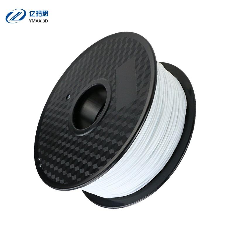 3d printer filament PLA ABS 1 75mm 1kg plastic Rubber Consumables Material 28 kinds colours for