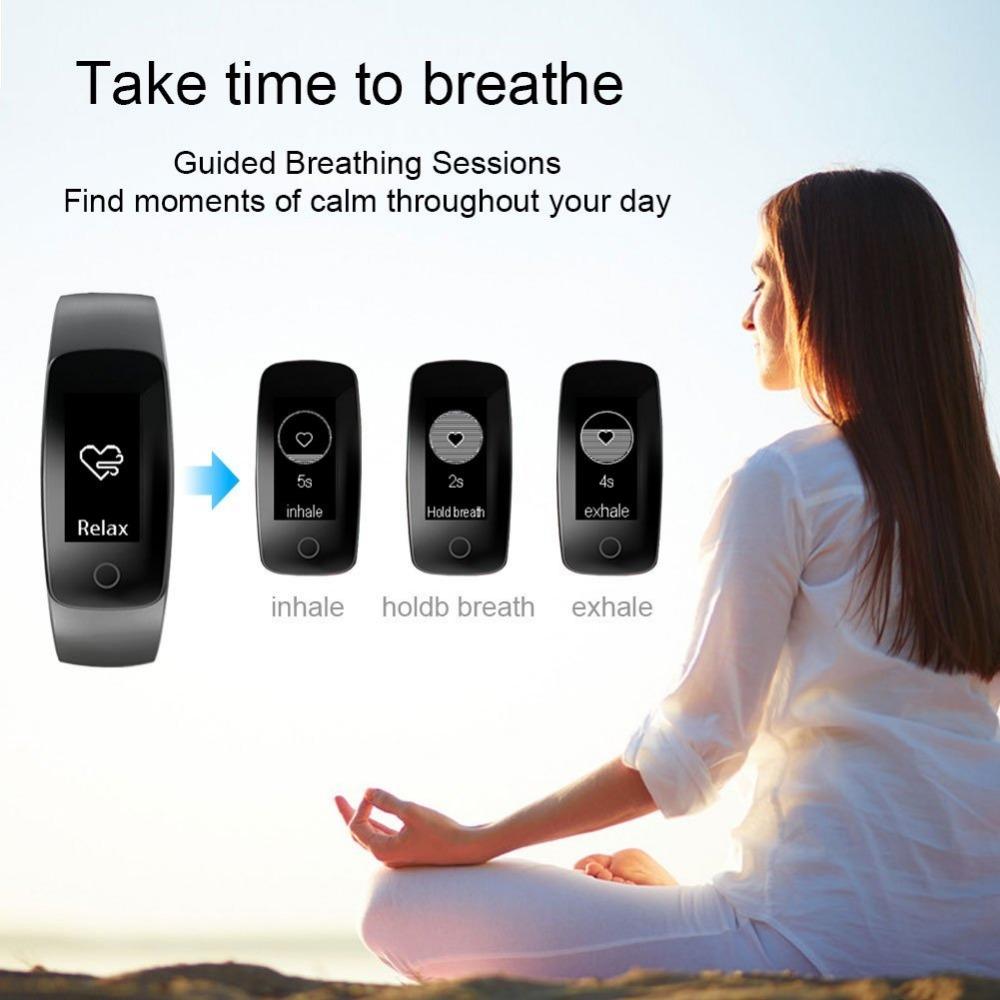 Teamyo Sport Smart Bracelet Activity tracker Cicret bracelet GPS fitness tracker Heart Rate Monitor cardiaco Smart wristband 23