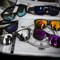 2016 Nueva Moda gafas de Sol Hombres Deportes Reflectantes Cuadrados Gafas de Sol Al Aire Libre Gafas gafas De Sol Gafas De Sol Feminino