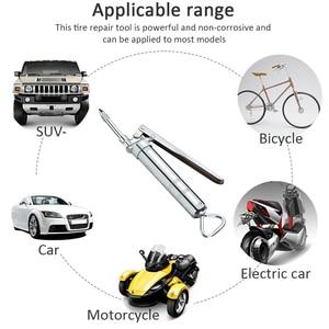 Image 5 - 2nd Generation Upgraded Car Tire Repair Kit Inner Tire Rubber Strip Emergency Vacuum Tire Fast Repair Tool Match Long Strip Fill