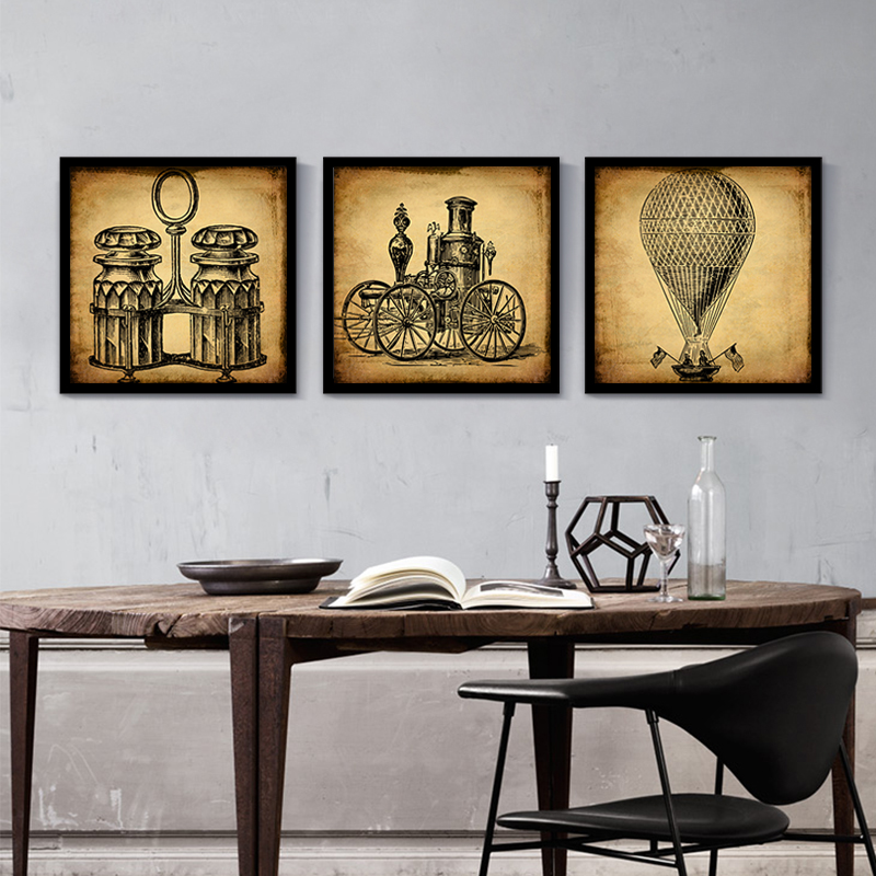 Best Entrancing 25+ Industrial Wall Art Decorating Inspiration Of Best  RW63