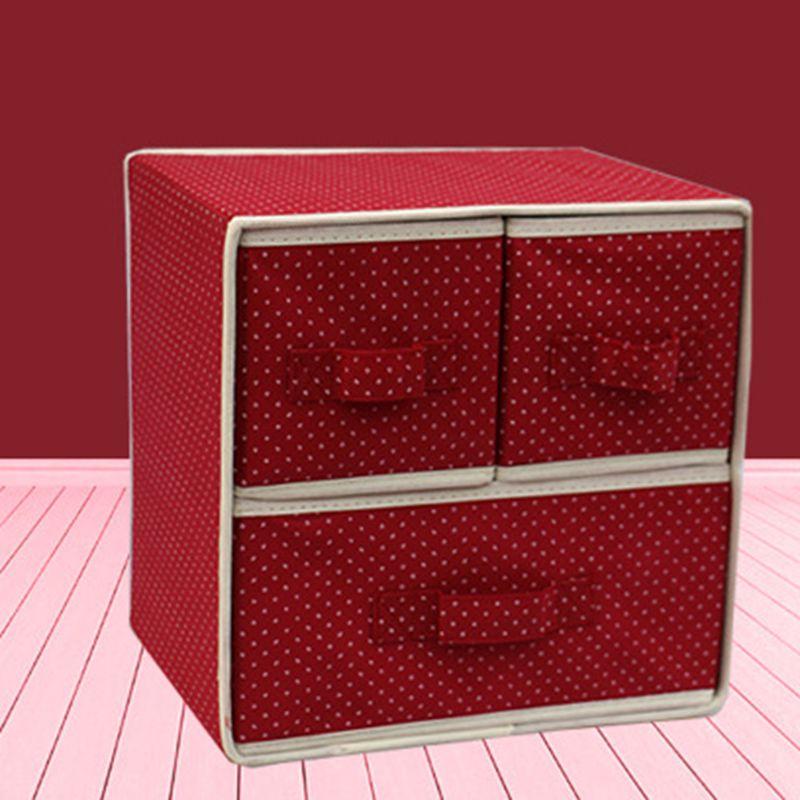 cajones:  1pc home socks box storage box bins separadores para cajones box bra box necktie socks storage organizer - Martin's & Co