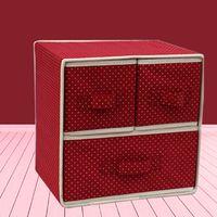 1pc home socks box storage box bins separadores para cajones box bra box necktie socks storage organizer