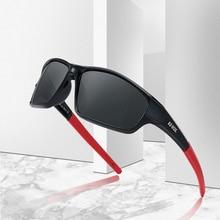 BRAND DESIGN Polarized Sunglasses Men Driver Shades Male Vintage Sun Glasses For Men Square Eyewear UV400 Gafas Oculos De Sol цена и фото