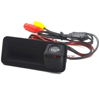 wired wireless car rear camera trunk handle switch for ford Mondeo Fiesta S Max Focus 2C 3C /Land Rover Freelander Range Rover