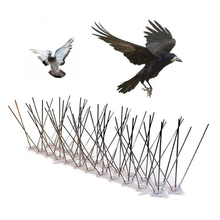 Hot Sale 6 M Bird and Spikes Anti Pigeon Plastic Pico to Get Rid of Pigeons Pest Control Scare the Birds