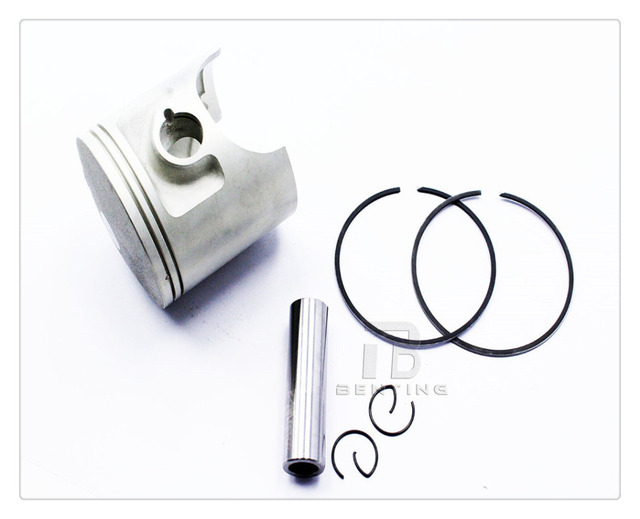 New Motorcycle Piston Rings Wrist Pin Kit For Honda CH 250 CH250  0.25mm Oversize Bore 72.25 mm