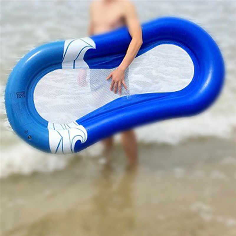 Надувной, для бассейна матрас для плавания надувной матрас стул надувной гамак