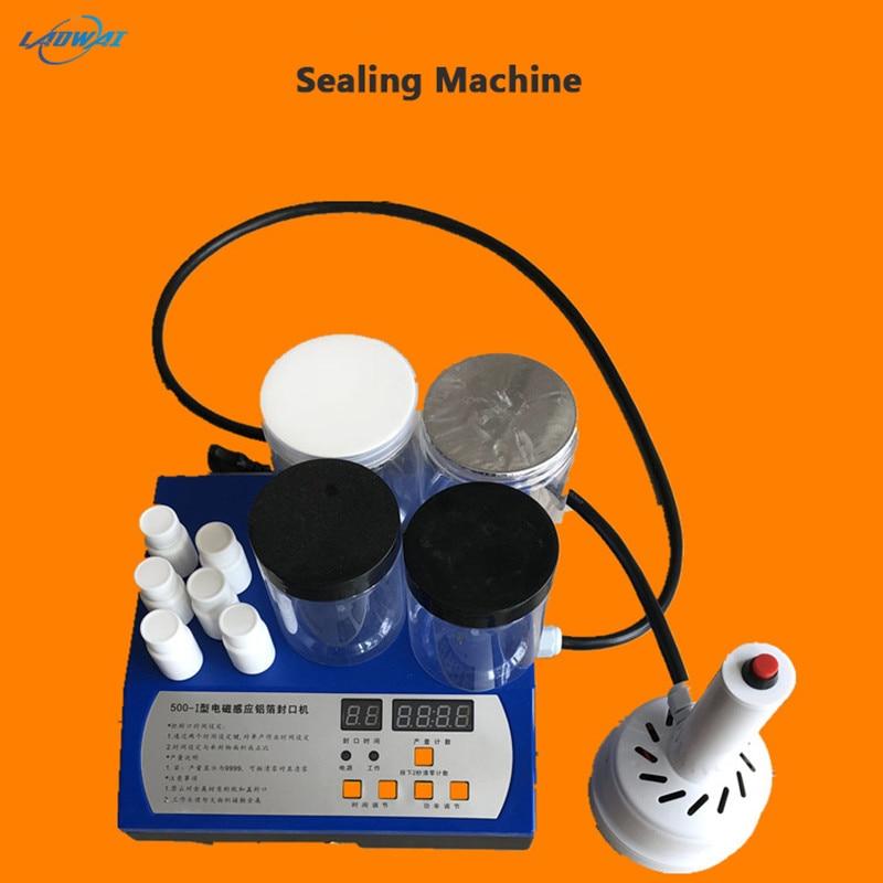 Electric Gasket Glass Sealing Machine Vacuum Sealer Plastic Bottle Sealing Machine Capping Machine